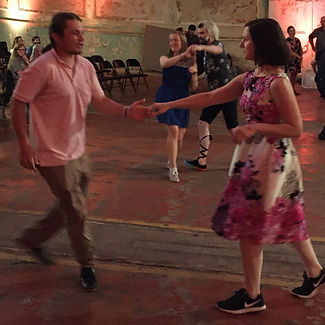 Lindy Hop Week 2 - Levels I & II