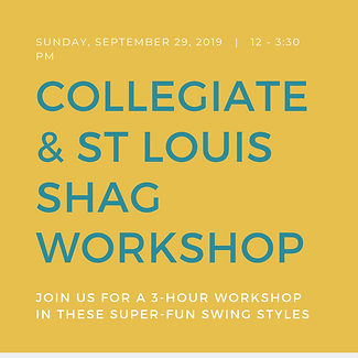 Sunday Swing Workshop