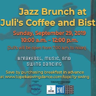 Jazz Brunch at Juli's