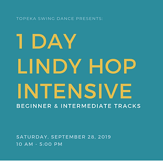 Saturday Lindy Hop Intensive