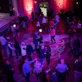 Valentine's Day swing dance and live concert in Topeka