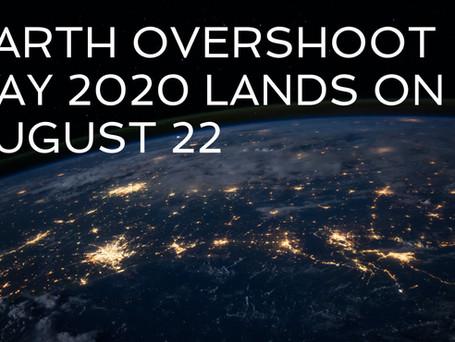LEBEN AUF KREDIT - DER EARTH OVERSHOOT DAY