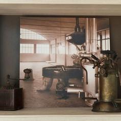 cartapani vintage coffee roaster