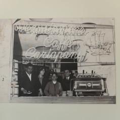 cartapani , the italian family of coffee