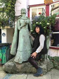 Inmaculada Izquierdo Glastonbury