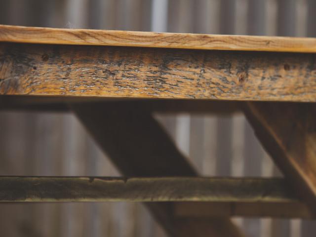 Reclaimed Barnboard Coffee Table