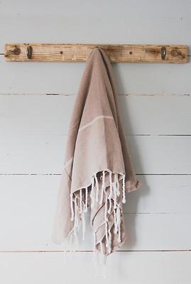 Lobster Trap Coat/Towel rack