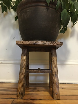 Lobster Trap Plant Stand