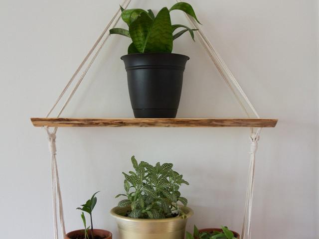 Double Hanging Shelf