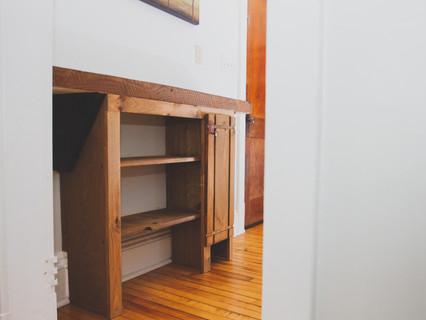 Rustic Diningroom Sidetable