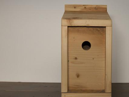 Titmouse Nest Box