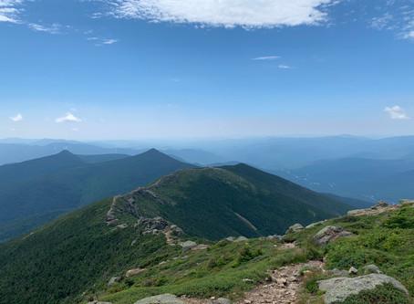 A Hike Up the Franconia Ridge