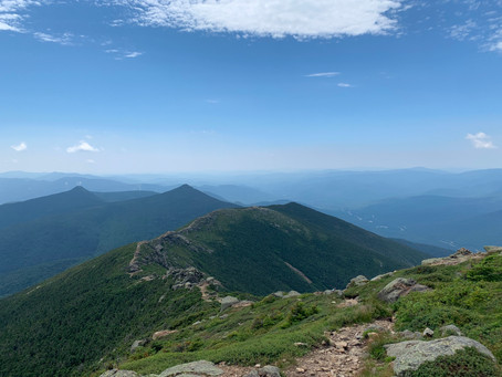 A Hike Up the Franconia Ridge