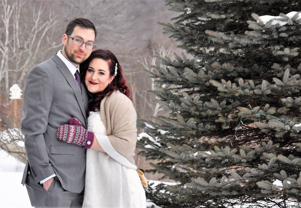 Indian Head Resort Winter Wedding