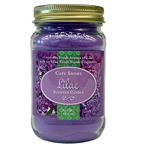 Cape Shore Mason Jar Candle