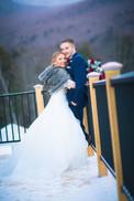 Indian Head Resort Winter Wedding