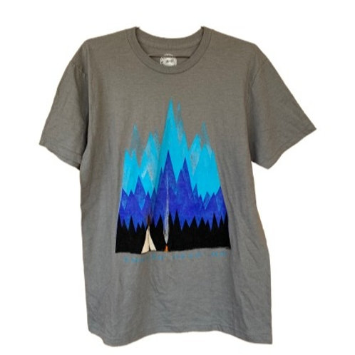 IHR Teepee Campfire T-Shirt