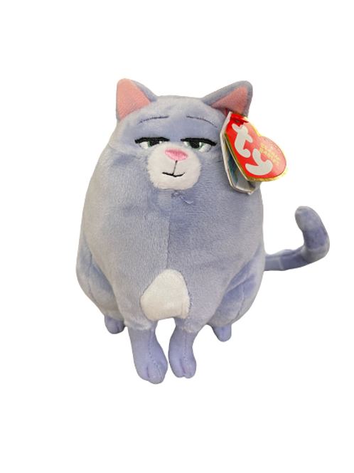 Chloe the Regular Cat - The Secret Life of Pets - Ty Beanie Babies
