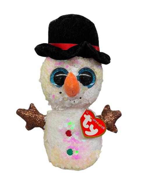 Sequin Snowman