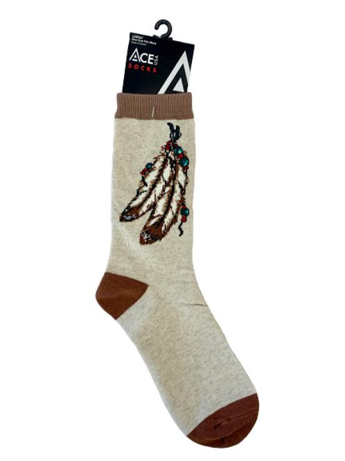 Feather Socks