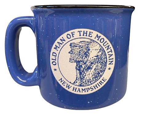 Old Man of the Mountain Campfire Mug
