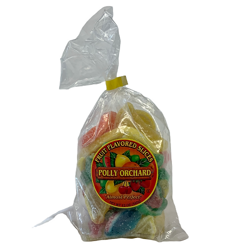 Polly Orchard Fruit Flavored Slices