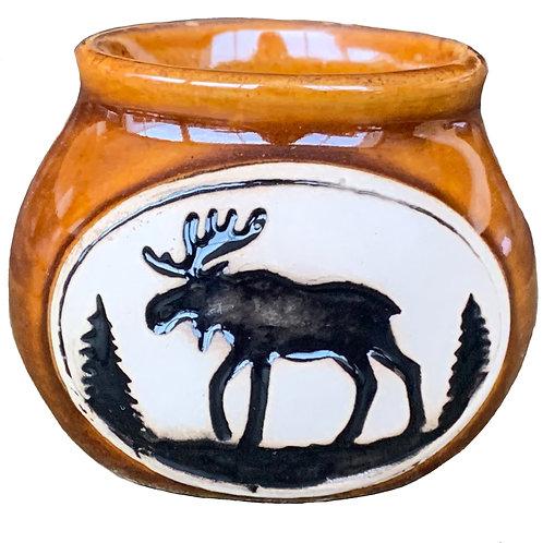 Stoneware Mini Pot Shot Glass