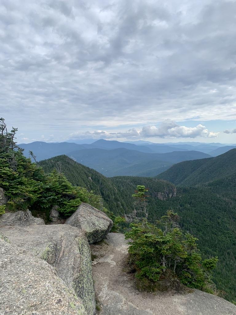 Summit of Mount Osceola