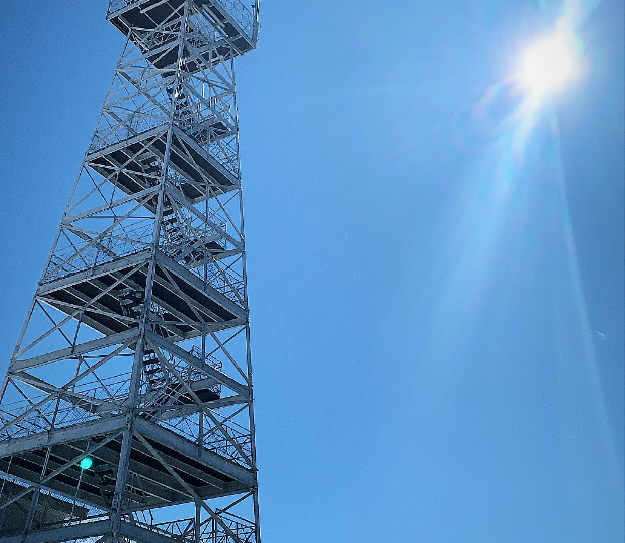 100 Foot Lookout Tower