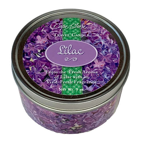 Cape Shore Lilac Candle