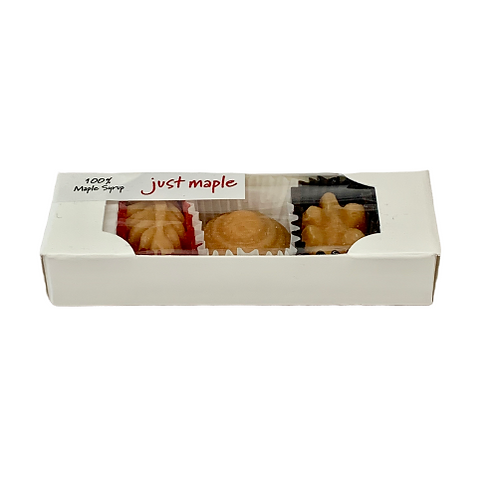 Just Maple Assorted (3)
