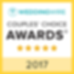 Indian Head Resort Couples Choice Award 2017