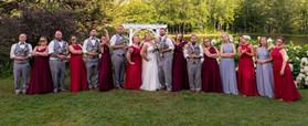 Indian Head Resort Summer Wedding