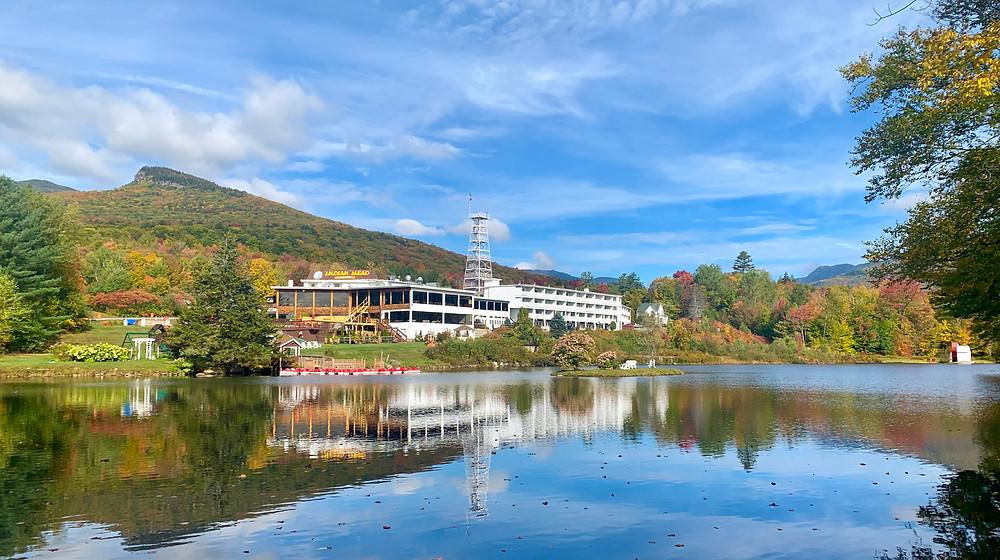 Indian Head Resort Fall Foliage