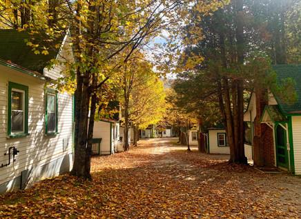 Indian Head Resort West Village Cabins