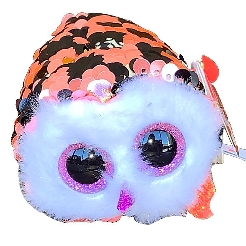 Teeny Tys Sequin Owl