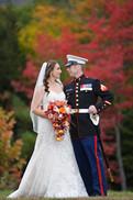 Indian Head Resort Fall Wedding