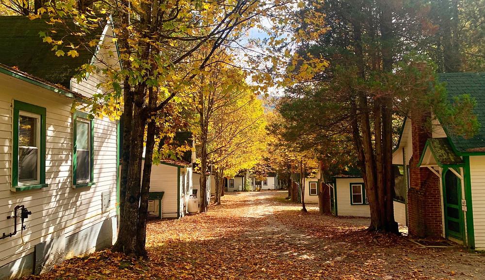 West village cabins
