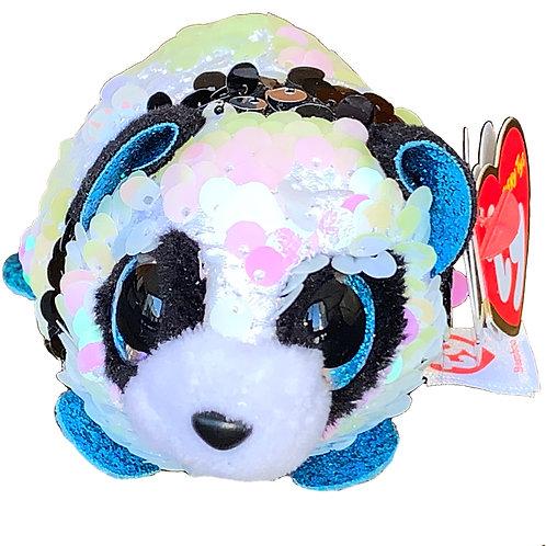 Teeny Ty Sequin Panda