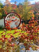 Indian Head Resort Waterwheel