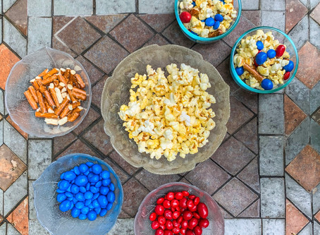 Your (Easy) Fourth of July Menu