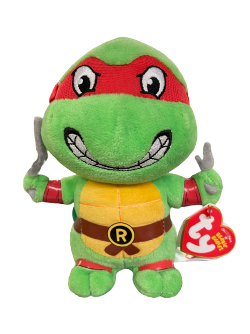 Teenage Mutant Ninja Turtles - Ty Beanie Babies