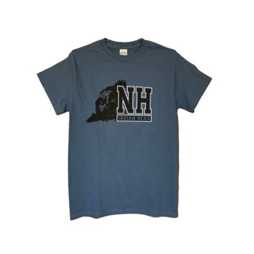 NH Indian Head Profile T-Shirt