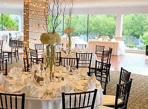 Indian Head Resort Lakeview Room Wedding Venue