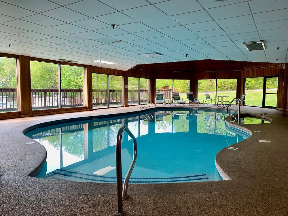 Indoor Pool Indian Head Resort