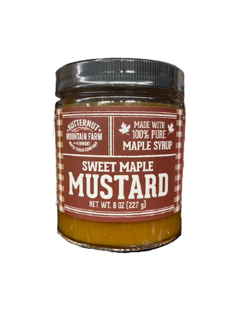 Sweet Maple Mustard