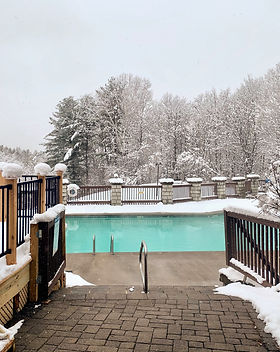 Outdoor Heated Pool Indian Head Resort.j