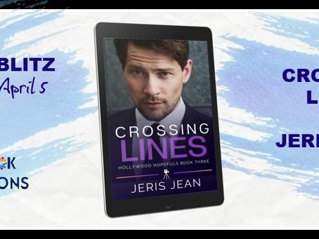 Crossing Lines by Jeris Jean - Release Blitz, Excerpt, Giveaway