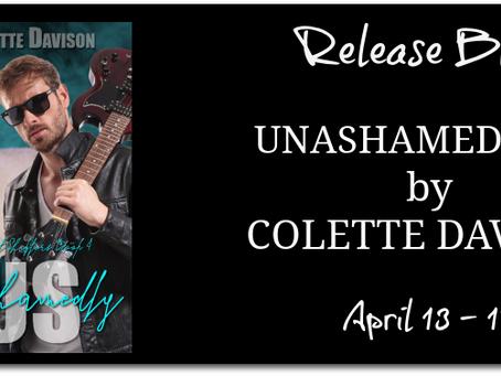 Unashamedly Us by Colette Davison - Release Blitz, Excerpt, Giveaway