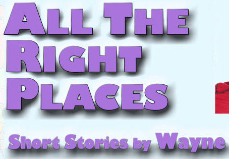 All the Right Places: Short Stories by Wayne Goodman – Blog Tour